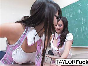 wild school gals lezzy zeal