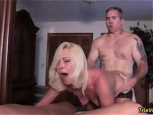 group screw the Stripper with Ms Paris Rose