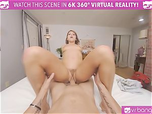 VRBangers splendid Adriana Chechik romped By A fat weenie And burst firm