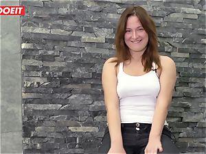LETSDOEIT - Eva Gets fuckholes boinked By giant cock guy