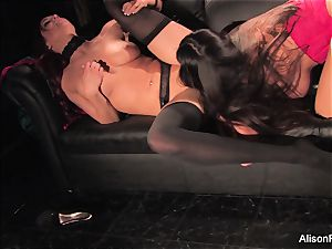 Alison Tyler and Jayden Cole bang each other