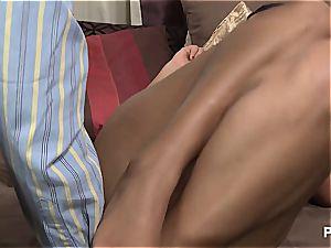 huge-titted Romanian pornstar rectal fucking