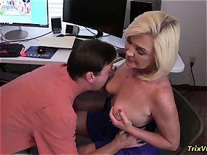 porking the warm secretary