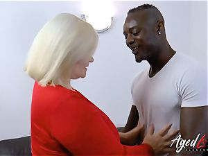 AgedLovE Lacey Starr multiracial gonzo rectal