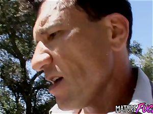 nubile Tristan Berrimore gets elder manstick raw