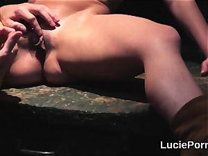 unexperienced all girl nymphs get their saucy pussies tongued and nailed