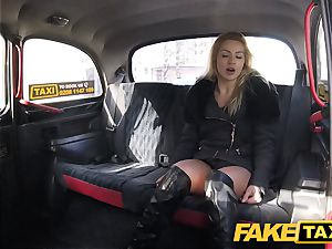fake taxi Just a frost no undergarments fuck