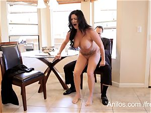 Mature wife craves a mouthful of spunk
