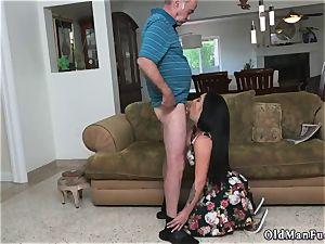 Step mummy blowage Frannkie s a swift learner!