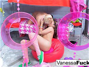 Flower strength lesbos Vanessa